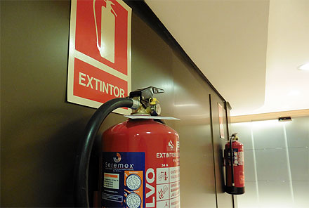 Fire prevention in owner's communities